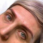 puder obrvi, mikropigmentacija