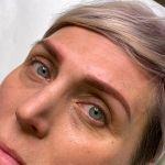puder obrvi, mikropigmentacja